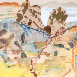 desert landscapes i - 72 dpi